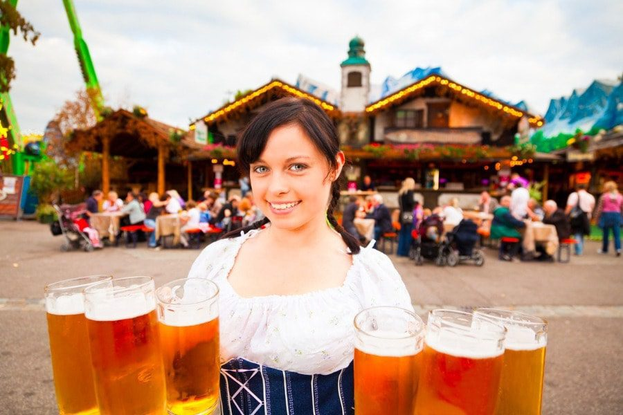 german-beer-garden-waitress