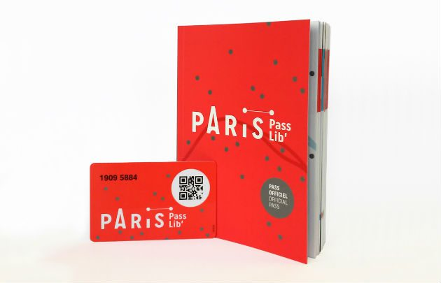 Sightseeing pass for Paris, the Paris Passlib'