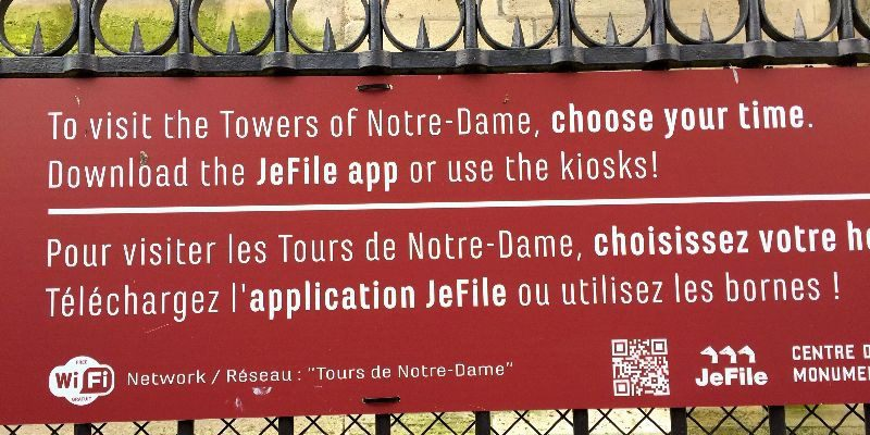 notre-dame tower reservations