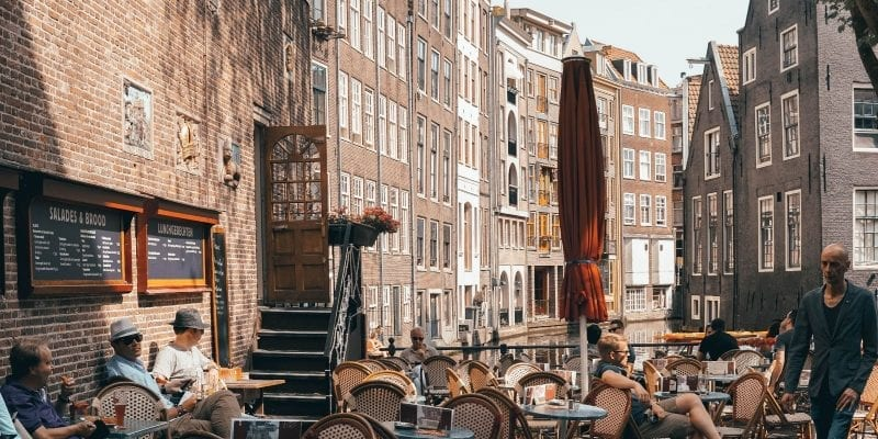 Tipping in Amsterdam guide