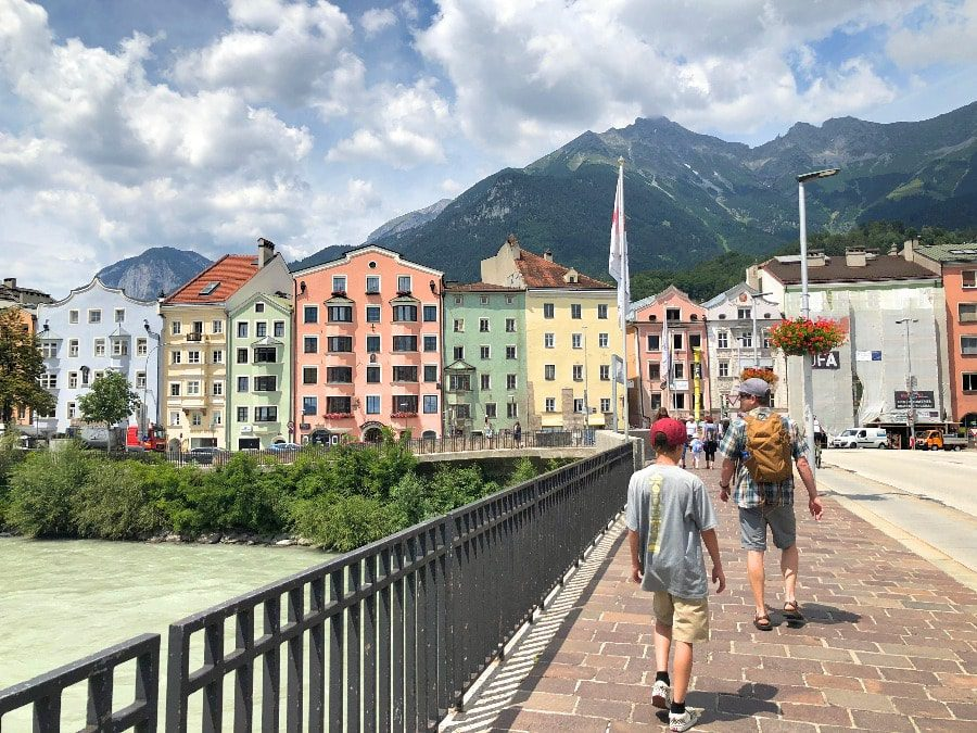 2018 European travel review: Innsbruck for lunch