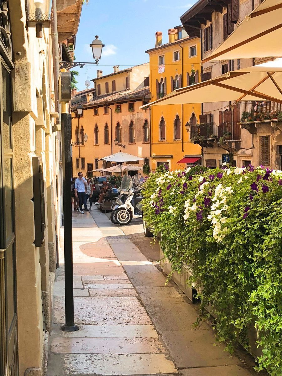 2018 European travel review: Streets of Verona