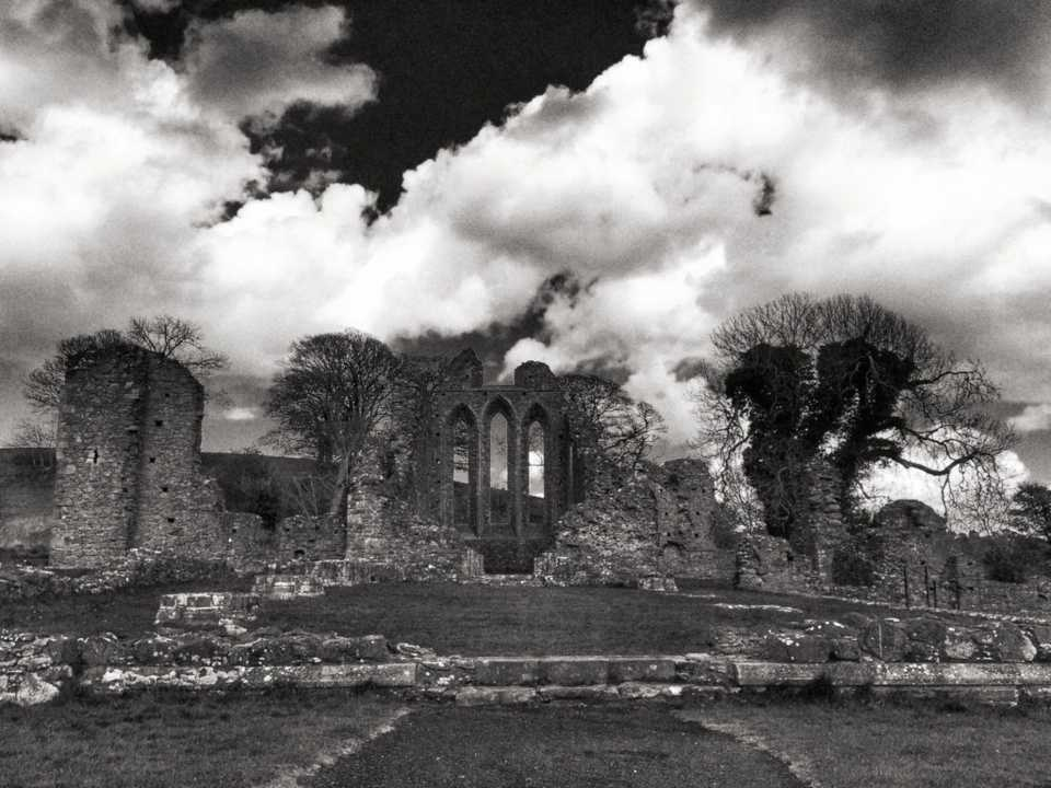 Game of Thrones filming locations in Europe: Inch Abbey