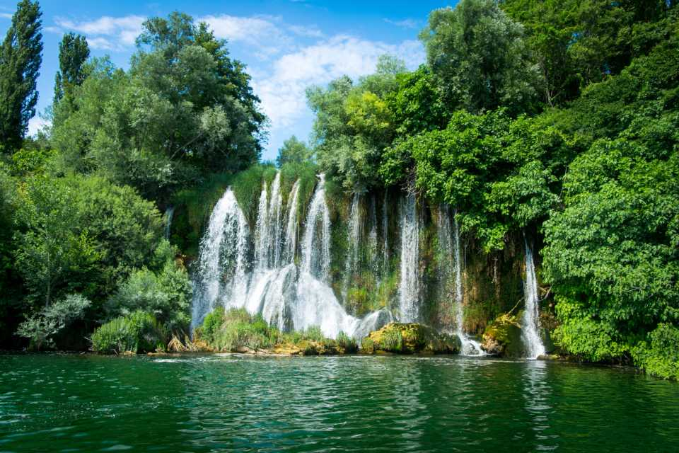 Game of Thrones filming locations in Europe: Krka National Park