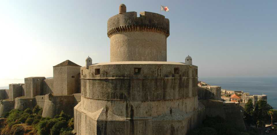 Game of Thrones filming locations in Europe: Minceta Tower