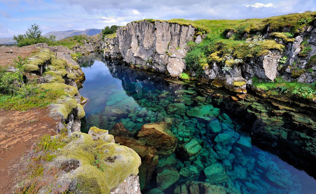 Game of Thrones filming locations in Europe: Thingvellir National Park
