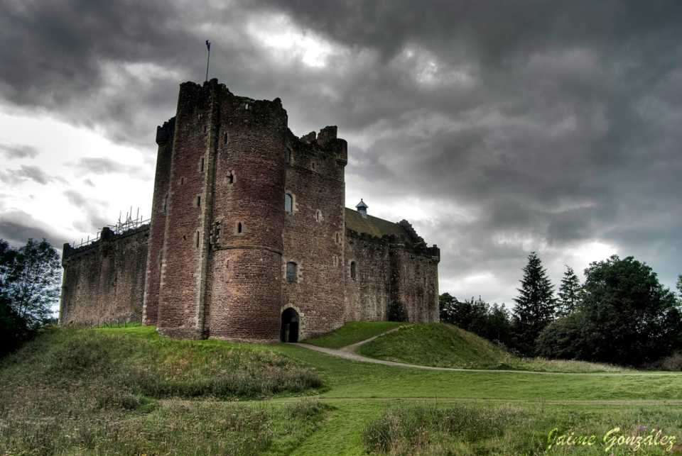 Game of Thrones filming locations in Europe: Doune Castle