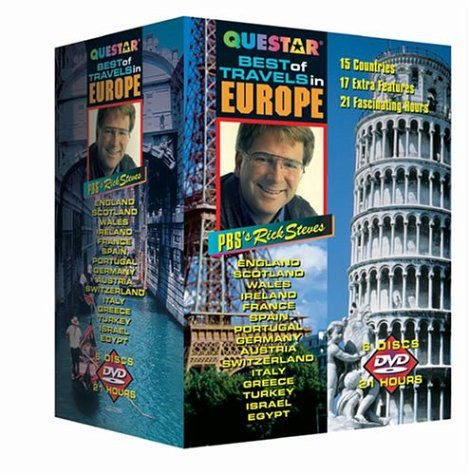 For European gifts, try Rick Steves' old box set of videos.